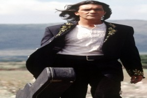 Antonio Banderas in Once Upon a Time in Mexico