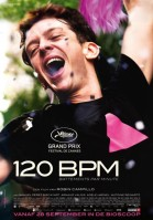 120 battements par minute poster