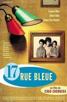 17 Rue Bleue poster