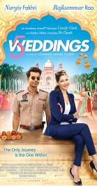 5 Weddings poster