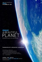 A Beautiful Planet (NL) poster