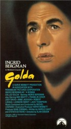 A Woman Called Golda poster