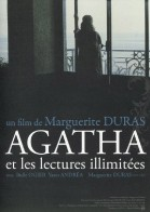 Agatha and the Limitless Readings poster