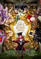 Alice: Through the Looking Glass poster