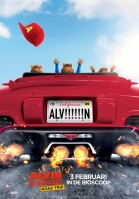 Alvin en de Chipmunks: Roadtrip (NL) poster