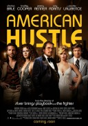 American Hustle poster, © Paradiso