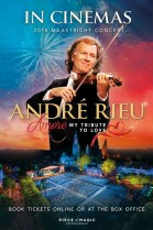 André Rieu 2018: Amore My Tribute to Love poster
