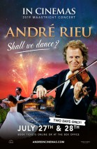 Andre Rieu's 2019 Maastricht Concert - Shall We Dance? poster
