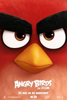 Angry Birds: The Movie 3D poster