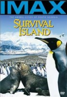 Animal Island, surviving Antarctica poster