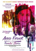 AnneFrank. Parallel Stories poster