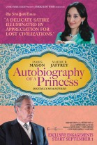 Autobiography of a Princess poster