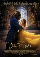 Beauty and the Beast 3D poster
