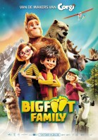 Bigfoot Family poster