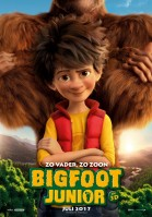 Bigfoot Junior 3D (NL) poster