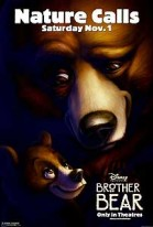 Brother Bear (NL) poster