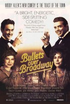 Bullets Over Broadway poster