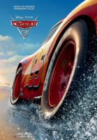 Cars 3 3D poster