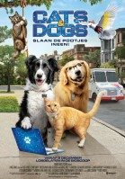 Cats & Dogs: Paws Unite poster