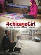 chicagoGirl: The Social Network Takes on a Dictator poster