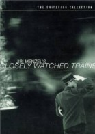 Closely Watched Trains poster