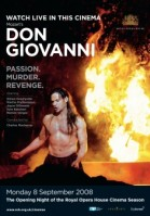 Don Giovanni (opera) poster