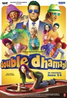 Double Dhamaal poster