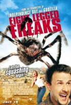 Eight Legged Freaks poster