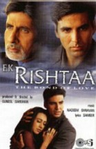 Ek Rishtaa: The Bond of Love poster