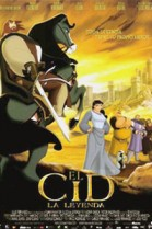 El Cid - The Legend poster