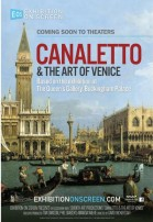 EOS: Canaletto & The Art of Venice poster