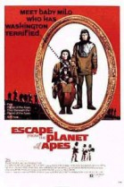 Escape from the Planet of the Apes poster