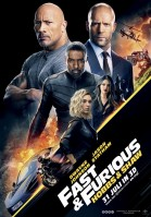 Fast & Furious: Hobbs & Shaw 3D poster