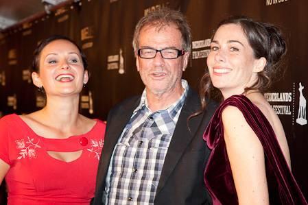 Halina Reijn, Ben Sombogaart en Tineke Caels (c) Arjo Frank/BiosAgenda