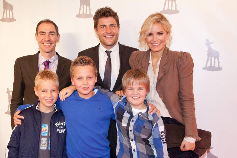 Cast & Crew van Bennie Stout (c) Arjo Frank/Biosagenda.nl
