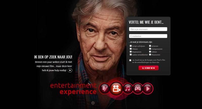 Paul Verhoevens Entertainment Experience