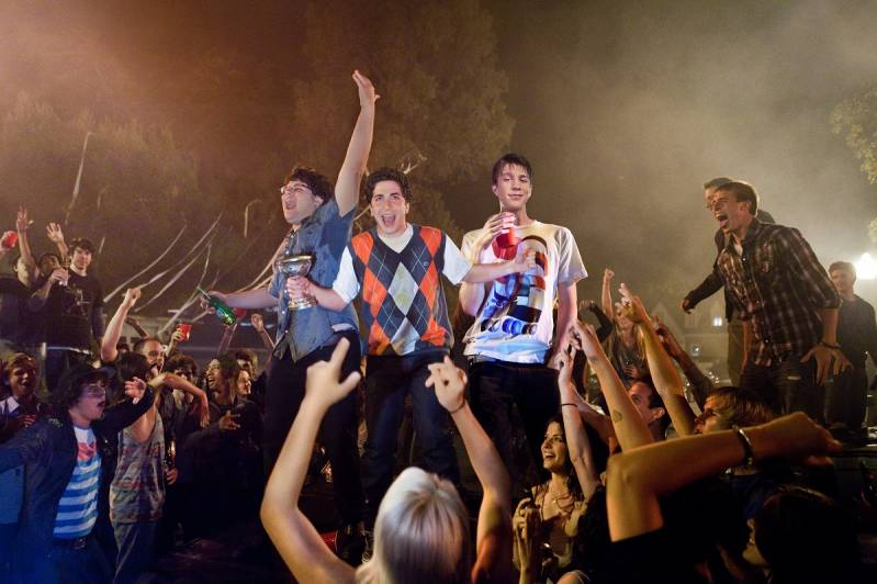 Still uit Project X. (c) Warner Bros.