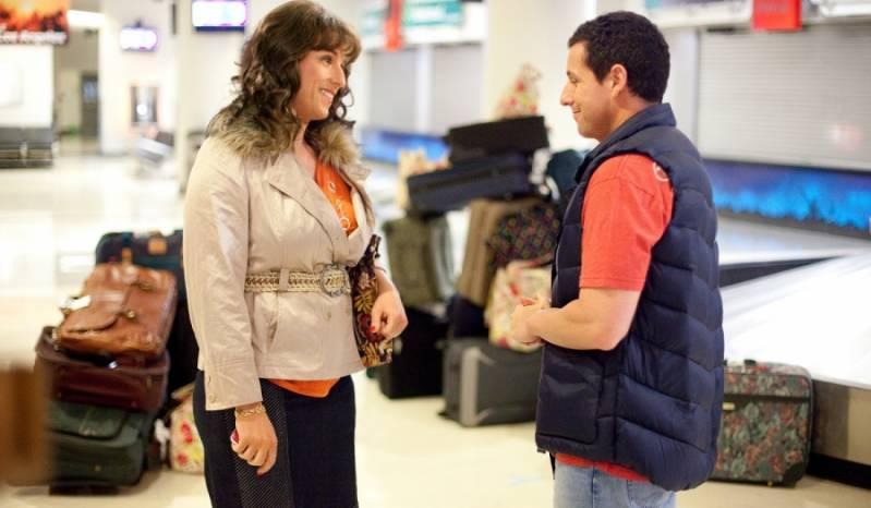 Adam Sandler als Jack en Jill