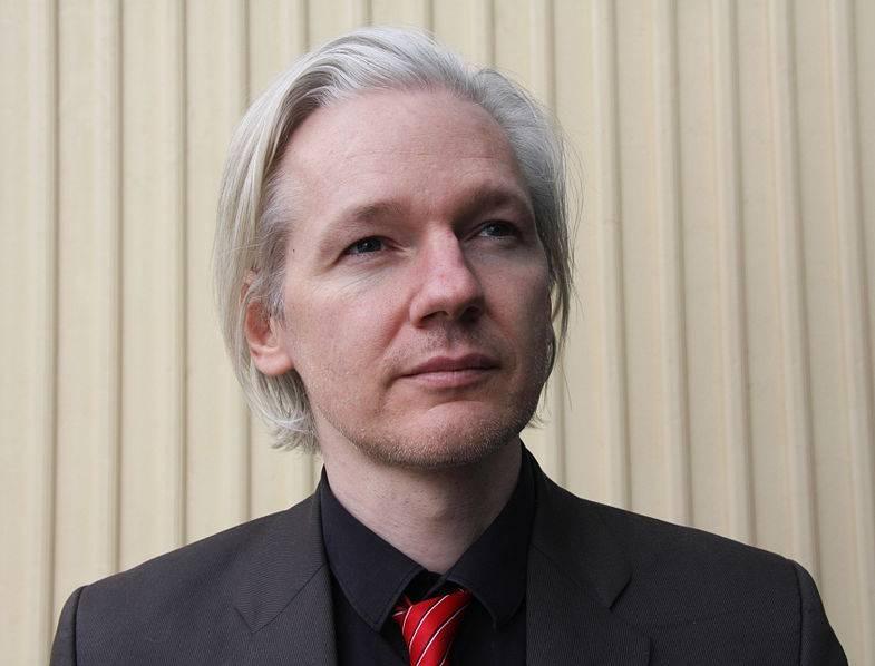 Julian Assange (c) Espen Moe
