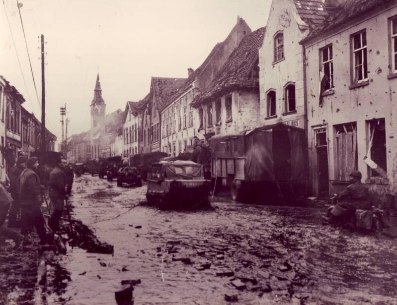 Kranenburg 1945 (c) Bevrijdingsmuseum