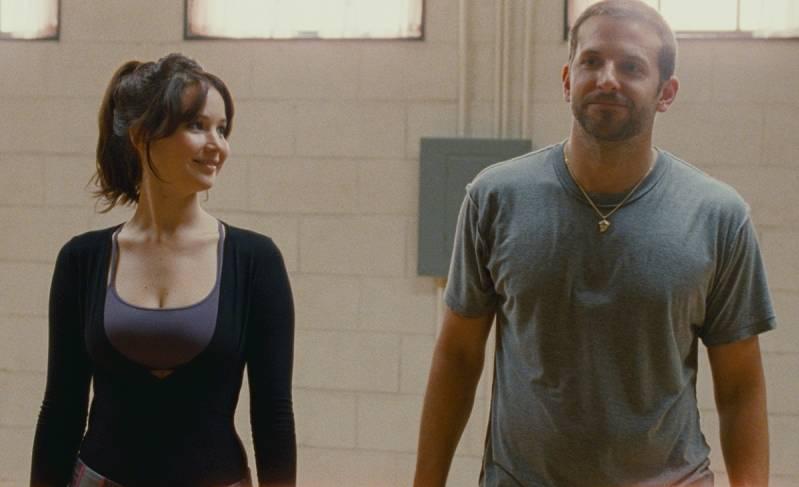 Jennifer Lawrence of Bradley Cooper