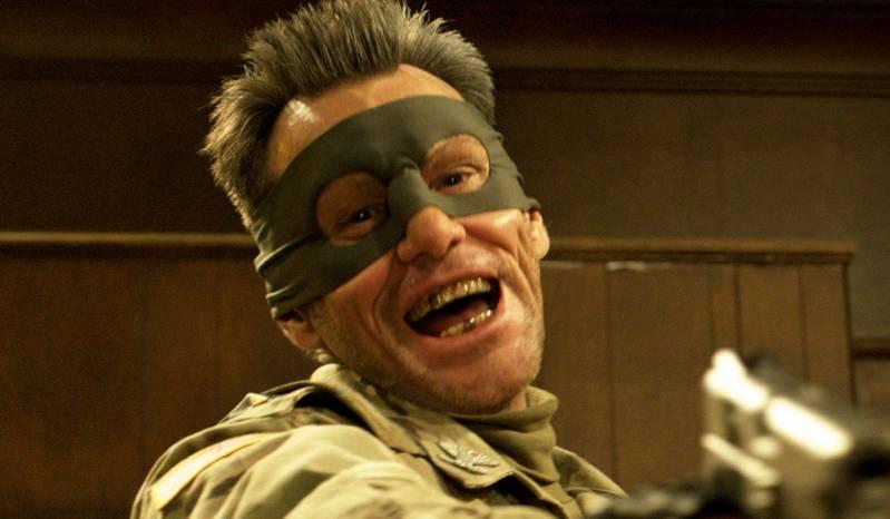 Jim Carrey staat niet meer achter Kick-Ass 2