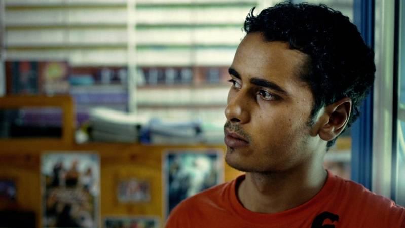 Hoofdrolspeler Abdelhamid Nawara