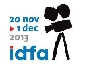 Het logo van IDFA