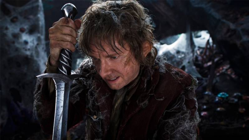 Foto uit 'The Hobbit: The Desolation of Smaug', (c)Warner Bros.