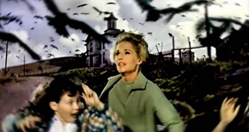 The Birds uit 1963