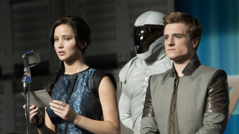 Still uit Catching Fire (c) Independent Films