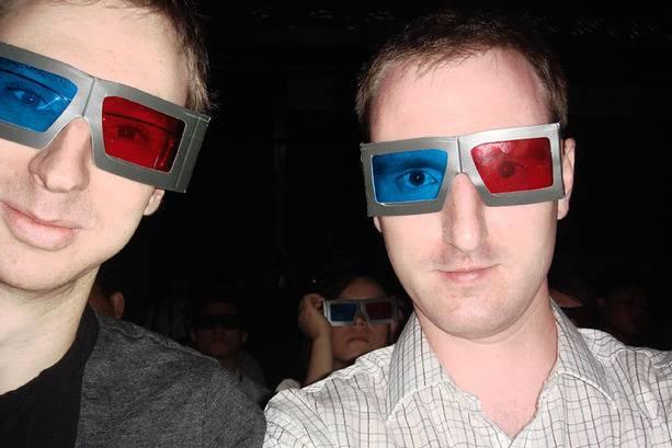 Nu ook 2D-bril beschikbaar