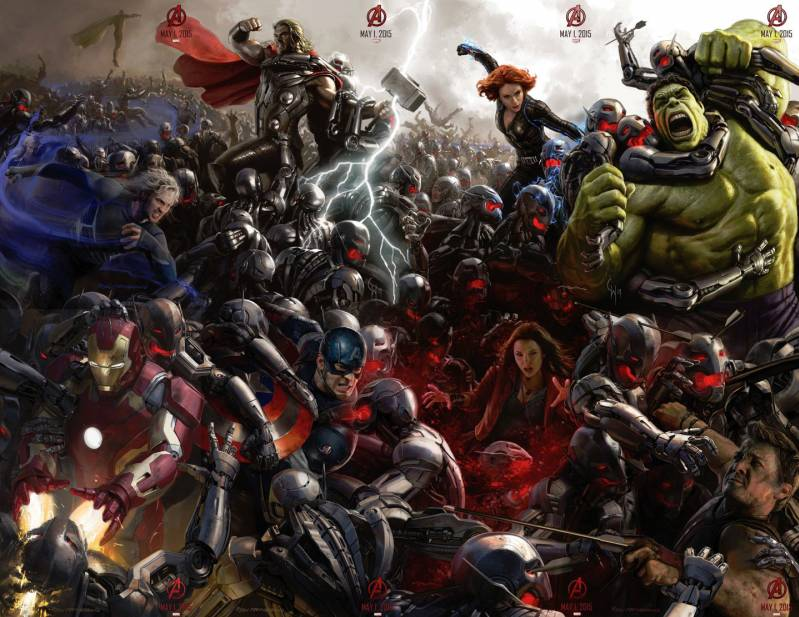 'The Avengers: Age of Ultron'