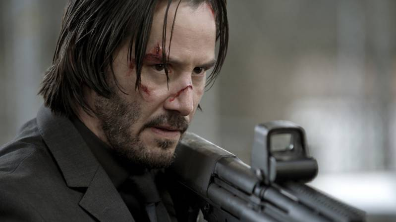 Keanu Reeves als 'John Wick' © 2014 - Summit Entertainment
